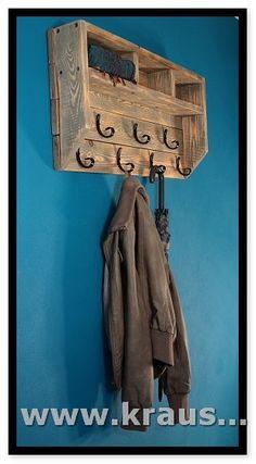 Wieszak na ubrania Idealnie nadaje się jako wieszak na ubrania. Ciekawy, stylowy i efektowny. Zachwyci i zaskoczy waszych gości. Produkt dla ludzi, którzy , meble i dekoracje z drewna, z desek, shabby, vintage, rustykalne, loft, industrial, rustic