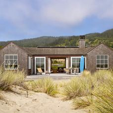 beach style exterior by Butler Armsden Architects