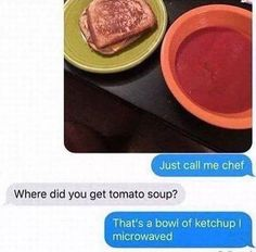 Funny texts of the day. Check these top 16 latest funny text messages that are just way beyond funny. Ironic Memes, Funny Texts Jokes, Text Jokes, Hilarious Jokes, Funny Images, Best Funny Pictures, Hilarious Photos, I Chef, Funny Text Messages