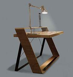 Office Desk Design Wood