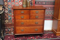 Rosenstengel chest c1895