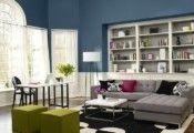 awesome Déco Salon - Couleur peinture salon – conseils et 90 photos pour vous inspirer...