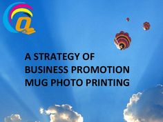 If you are in front of the trendency, you should know there is a fashionable way to plan photo gift ideas is to present photo printing on mugs or customize you… Mug Printing, Promotion, Photo Gifts, How To Plan, Mugs, Business, Prints, Tumblers, Store