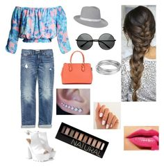 """Out with friends."" by mischievoustyle on Polyvore"