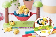 The most perfect desk game! Pokémon - Pokemon - Pikachu