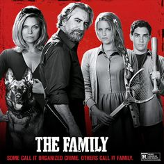 The Family Contest  Check Out my Blog: http://weeklymoviereel.blogspot.ca/