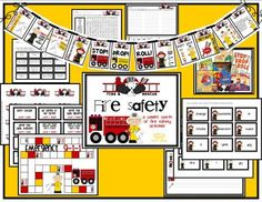 Lory's Page: Fire Safety