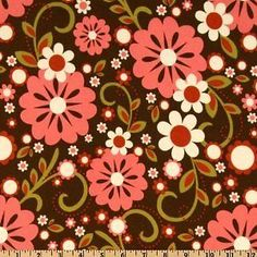 Online Shopping for Home Decor, Apparel, Quilting & Designer Fabric Car Fabric, Quilting Fabric, Fabric Shop, Summer Brown, Shopping Cart Cover, Indian Summer, Riley Blake, Free Prints, Fabric Patterns
