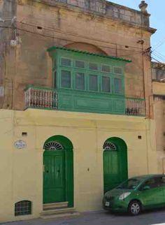 gozo green doors