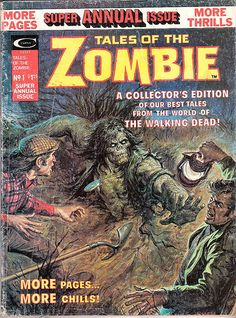 Tales of the Zombie | Stan Lee Presents. Vol. 1, No.1, 1975 | froggyboggler | Flickr