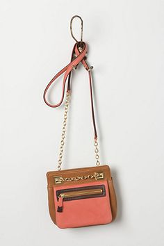 Love this bag from Anthropologie! Saw it in the store the other day. Nice, soft leather :)