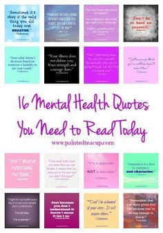 You will find 16 mental health and mental illness quotes to help inspire and encourage you on difficult days! It is my hopes that with the sharing of these quotes, it will allow for conversation to try and help decrease sigma related to mental health!