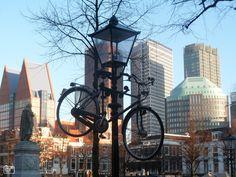 Parking your Bicycle l Den Haag l The Hague l Dutch l The Netherlands