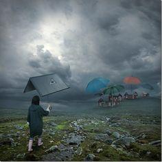 Cultura Inquieta - Surrealistas foto-manipulaciones por Erik Johansson