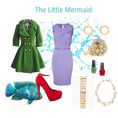 Ariel, created by aarnold13.polyvore.com