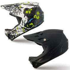 Specialized Dissident Comp Full Face Helmet