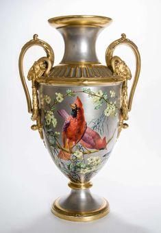 Karaffe Bronze Krug Vase