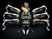 Biology-inspired robotics company Festo has revealed its latest animal robots -- cooperative ants and lightweight butterflies.