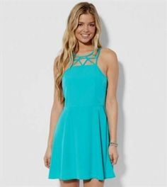 Cool teal sundress 2018/2019 Check more at http://24myfashion.com/2016/teal-sundress-20182019/
