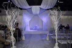 Here comes the bride   Heaven Event Center