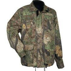 Casual Outfitters™ Water-Resistant Invisible® Camo Jacket. Size 2X.