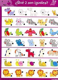 APOYO ESCOLAR ING MASCHWITZT CONTACTO TELEF 011-15-37910372: ACTIVIDADES COGNITIVAS (CUANTOS HAY ?,QUE COMEN? ... Math For Kids, Lessons For Kids, Fun Math, 3 Year Old Activities, Kids Learning Activities, Kindergarten Science, Kindergarten Reading, Sequencing Cards, Dora