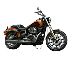 2014.5 dyna® Low Rider®Motorcycles Amber Whiskey / Vivid Black-Black Split 5-spoke Cast Aluminum