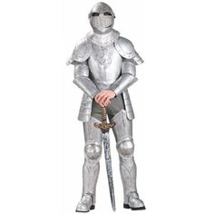 Knight in Shining Armor Adult Costume Get up to 15% When you spend $50 at Buy Costume using Coupons and Promo Codes.