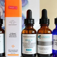 Morning everyone! Over on the blog you can now check out my year-long journey with 5 popular vitamin C serums.