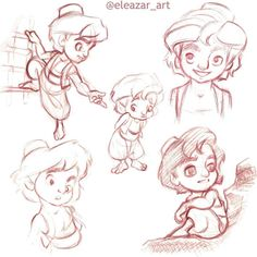 @eleazar_art Aladdin fanart character sketch. Inspired by Disney Animator's Collection dolls. #disneydolls #disneyanimatorscollection #disneyfanart #aladdin #eleazardelrosario #disneyanimatorscollectionsketches #sketch #art