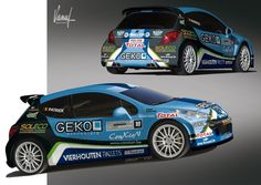 Geko Ypres Rally - Peugeot 207 S2000