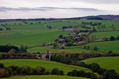 Edlingham is the perfect place to find those beautiful countryside views!