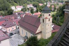 Lauterstein-Weissenstein, Pfarrkirche Mariä Himmelfahrt