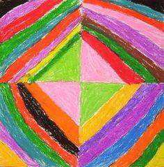 """Kandinsky Colorweaver!"" Grade 2"