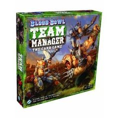 Blood Bowl Team Manager: The Card Game by Fantasy Flight Games