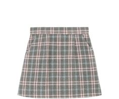 Zip-Back Check Mini Skirt | mixxmix | Shop Korean fashion casual style clothing, bag, shoes, acc and jewelry for all