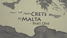 241 - From Crete to Malta - Part 1 - Walter Veith  A must see series clarifying the state of the world today.
