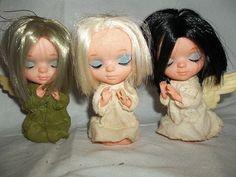 1967 Kamar Angel Dolls