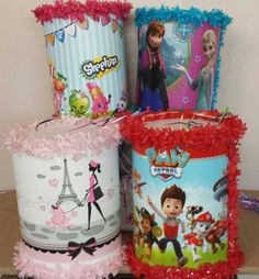 DIY Piñatas...