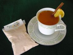 "Russian ""Friendship"" Tea like my grandmother made! Strange ingredients (Tang, instant iced tea and lemonade)"