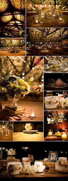 Smaller Cakes, SA Wedding