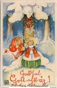 Gnomes, Mini, Holiday, Christmas, Disney Characters, Fictional Characters, Disney Princess, Artist, Painting
