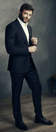 Hugh Jackman My #1 above all others - and he looks great !