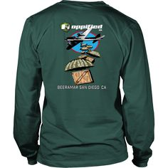 BEERAMAR Men's Long Sleeve T-Shirt