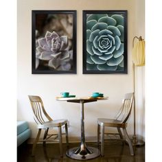 mainstays 24x36 wide black poster and picture frame set of 2