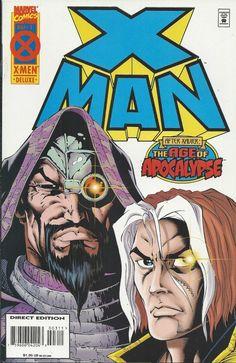 Marvel X-Man comic issue 3