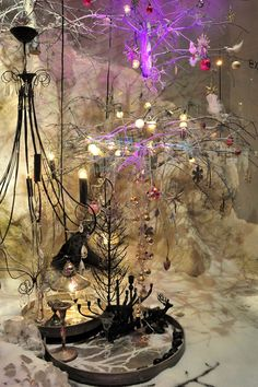 In Pursuit of Magic: ABC Homes 2012 Holiday Windows | | Reveal, The Blog of ABC Carpet & Home