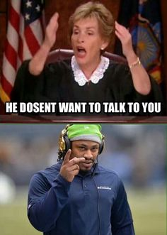 This is funny..even though, I can't stand Judge Judy