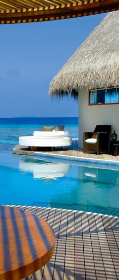 W Retreat & Spa...Maldives