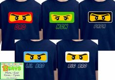 DIY your photo charms, 100% compatible with Pandora bracelets. Make your gifts special. Make your life special! Legoland Ninjago Family Shirts Legoland family shirts by Tsays Legoland Ninjago, Lego Ninjago, Disneyland Trip, Disney Vacations, Disney Trips, Vacation Trips, Family Vacations, Lego Shirts, Disney Shirts